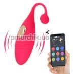 Виброяйцо Remote Control Vibrating Egg PL-APP886, красное - Фото №1