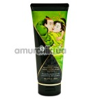 Крем для массажа Shunga Kissable Massage Cream Pear & Exotic Green Tea - груша и зеленый чай, 200 мл