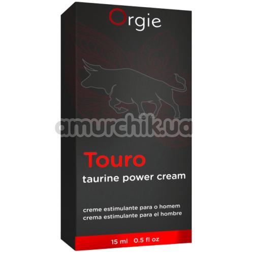 Гель для усиления эрекции Orgie Touro, 15 мл