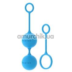 Вагинальные шарики B Swish Bfit Classic, голубые - Фото №1