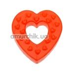 Эрекционное кольцо Heart Shape Cockring