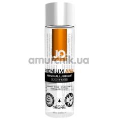 Анальный лубрикант JO Anal Premium на силиконовой основе, 240 мл - Фото №1
