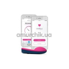 Клиторальный вибратор OhMiBod BlueMotion Nex 1 2nd Generation, розовый