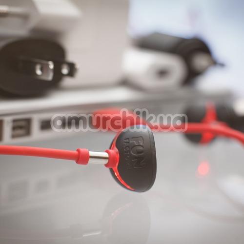 Набор из 2 аккумуляторных батареек и магнитной зарядки для игрушек Fun Factory Hybrid Kit