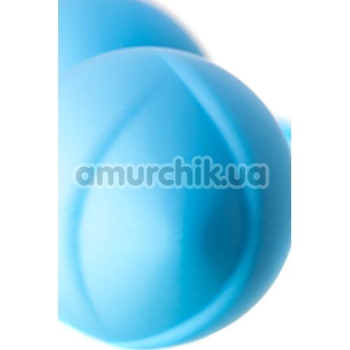 Вагинальные шарики A-Toys Pleasure Balls 764004, голубые