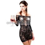 Платье Anne D'ales 711036, чёрное - Фото №1