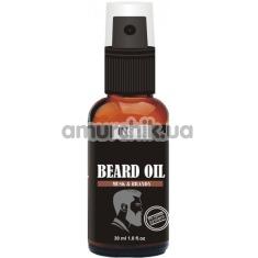 Средство для бороды с мускусом и бренди Inside Beard Oil Musk & Brandy, 30 мл - Фото №1