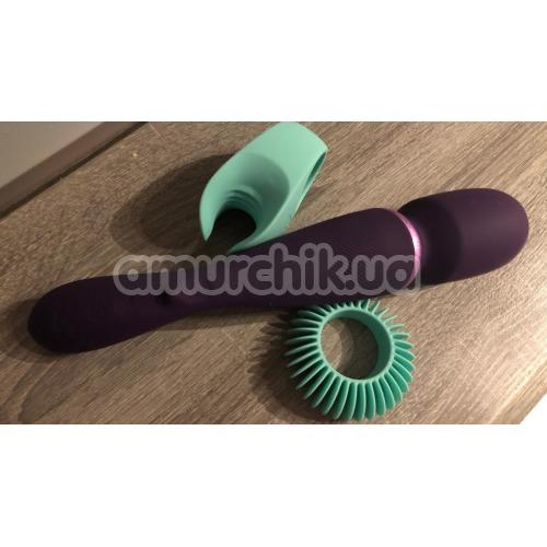 Универсальный массажер We-Vibe Wand, фиолетовый