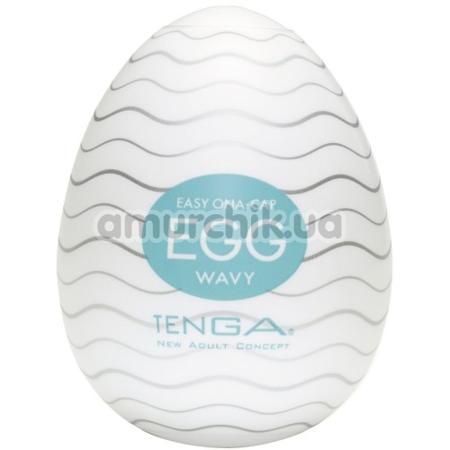Набор из 6 мастурбаторов Tenga Egg