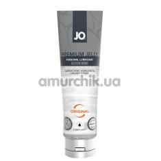 Лубрикант JO Premium Jelly Original на силиконовой основе, 120 мл - Фото №1