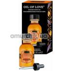 Масло для орального секса с согревающим эффектом Oil Of Love Tropical Mango - манго, 22 мл - Фото №1