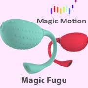 Обзор: виброяйцо Magic Motion Magic Fugu