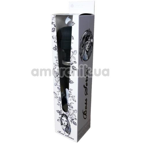 Универсальный вибромассажер Boss Series Magic Massager Wand, черный