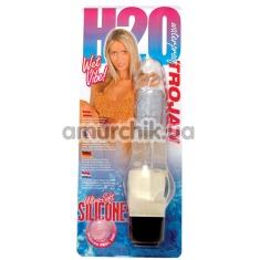 Вибратор H2O Wet Vibe Trojan прозрачный