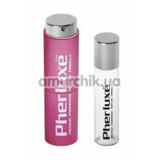Туалетная вода с феромонами PherLuxe pink с запаской, 40 мл для женщин - Фото №1