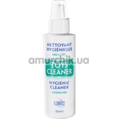 Антибактериальный спрей для очистки секс-игрушек Lubrix Toys Cleaner, 125 мл