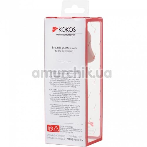 Насадка на пенис Kokos Extreme Sleeve ES.005 М, телесная