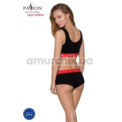 Трусики Passion PS003 Panties, черные