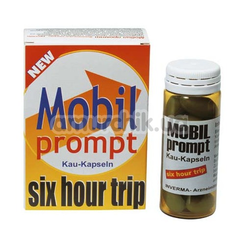 Стимулирующий препарат Mobil Promt