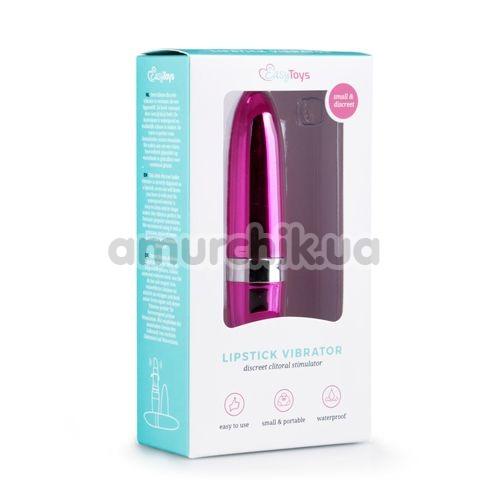 Клиторальный вибратор Lipstick Vibrator, розовый