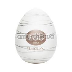 Мастурбатор Tenga Egg Silky Шелк