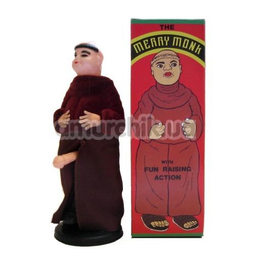 Игрушка-прикол The Merry Monk