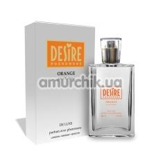Купить Духи с феромонами Desire De Luxe Orange, реплика Hugo Boss - In Motion, 50 мл для мужчин