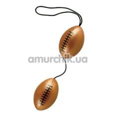 Вагинальные шарики Shane's World Footballs - Фото №1