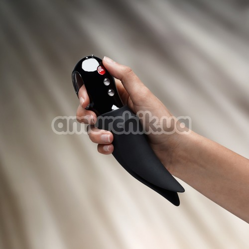 Вибратор Fun Factory Volta Black Line Vibrator, черный