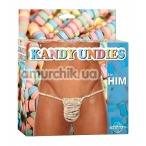 Стринги мужские из цветных конфеток Kandy Undies For Him - Фото №1
