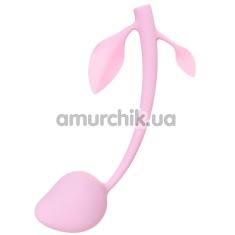 Вагинальный шарик JOS Berry, розовый - Фото №1