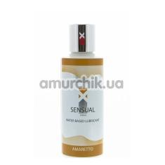 Лубрикант XSensual Water Based Lubricant Amaretto - амаретто, 150 мл - Фото №1
