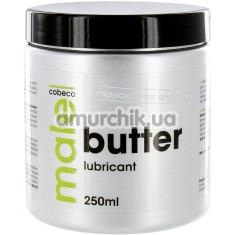 Анальный лубрикант Cobeco Male Butter Lubricant, 250 мл - Фото №1