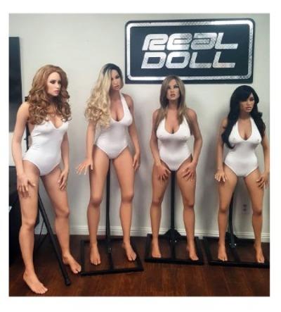 Реалистичные секс-куклы RealDoll
