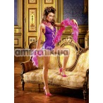 Комбинация Purple-Pink Ruffled Dress (модель B299) - Фото №1