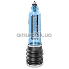 Гидронасос для увеличения пениса Bathmate Hydromax X30, голубой - Фото №1