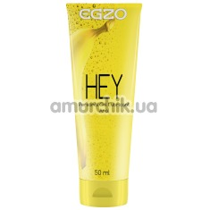Анальный лубрикант EGZO HEY - банан, 50 мл - Фото №1