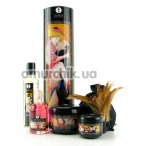 Набор для массажа Shunga Carnal Pleasures Collection - Фото №1