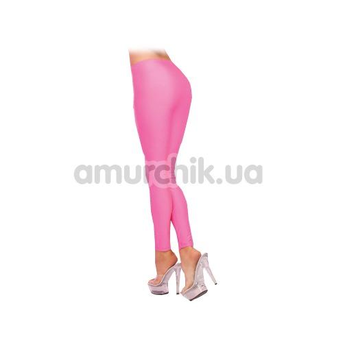 Леггинсы Sleek And Shiny Leggings, розовые