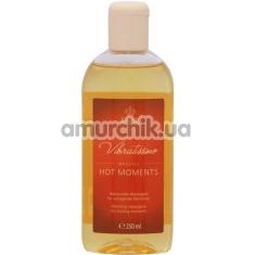 Массажное масло с согревающим эффектом Vibratissimo Massage Hot Moments, 250 мл