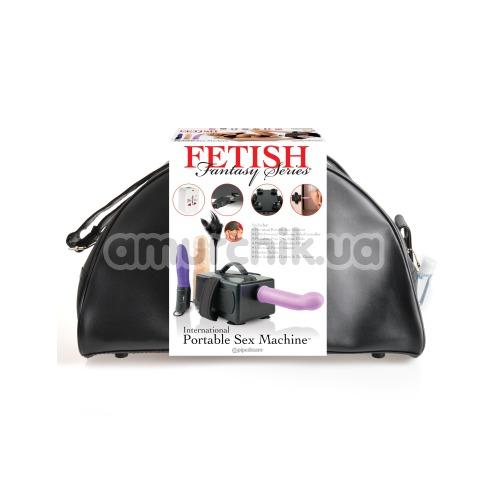 Секс-машина Fetish Fantasy Series International Portable Sex Machine