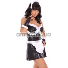 Купить Костюм горничной Amelia: платье + передник + повязка + перчатки