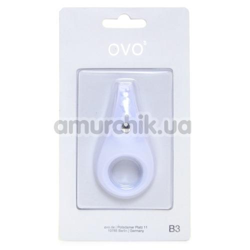 Виброкольцо OVO B3, белое