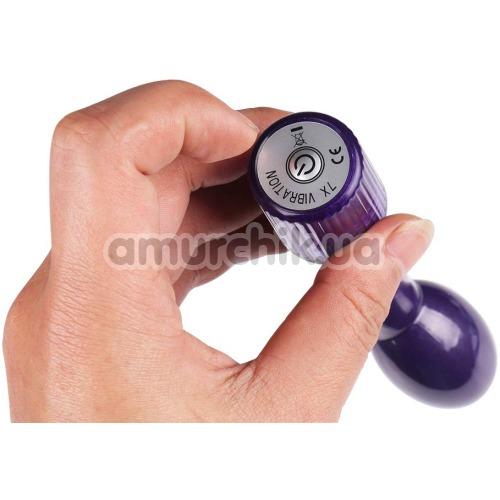 Вибратор для точки G Wildfire Slimline G 7X Mini's, фиолетовый