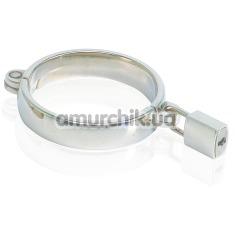 Эрекционное кольцо Metal Worx Cockring X Large - Фото №1