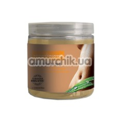 Сахарный скраб Intimate Organics Energizing Warming Fresh Orange and Wild Ginger, 240 мл - Фото №1