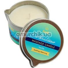 Массажная свеча Amor Vibratissimo Massage Candle Vanille - ваниль, 50 мл - Фото №1