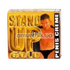 Купить Крем для усиления эрекции Stand Up Gold