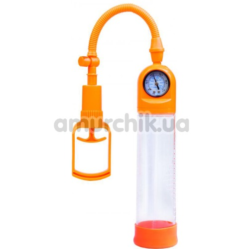 Вакуумная помпа A-Toys Vacuum Pump 768001, оранжевая - Фото №1