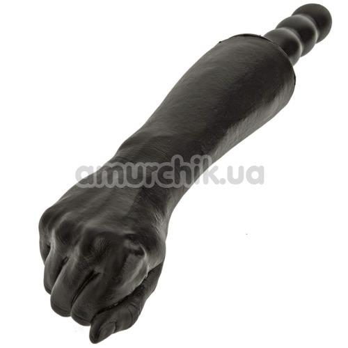 Кулак для фистинга TitanMen The Fist with Vac-U-Lock, черный